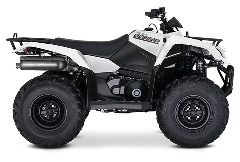2020 Suzuki KingQuad 400ASi in San Jose, California - Photo 1