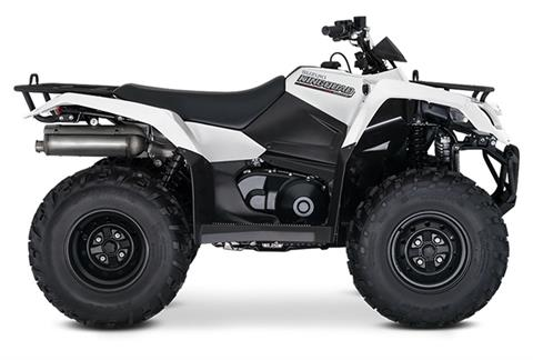 2020 Suzuki KingQuad 400ASi in Belleville, Michigan