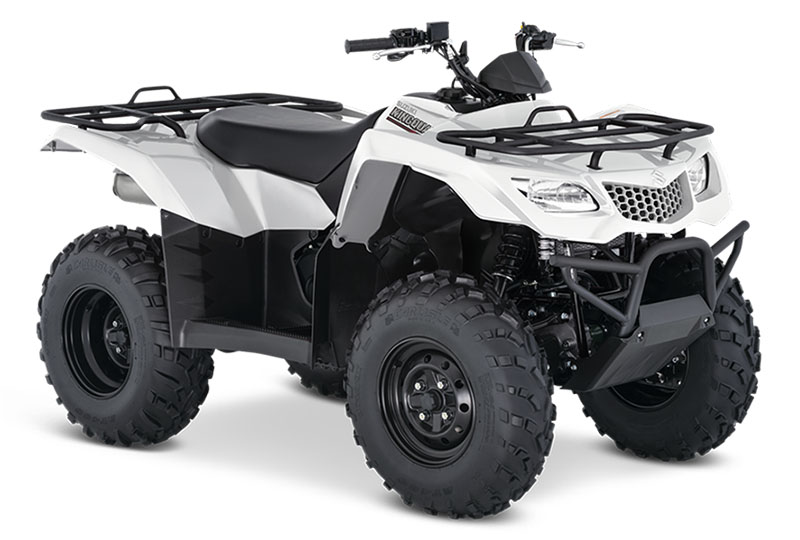 2020 Suzuki KingQuad 400ASi in Irvine, California - Photo 2