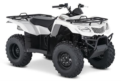 2020 Suzuki KingQuad 400ASi in Cumberland, Maryland - Photo 2