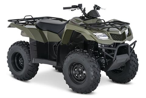 2020 Suzuki KingQuad 400ASi in Manitowoc, Wisconsin - Photo 2