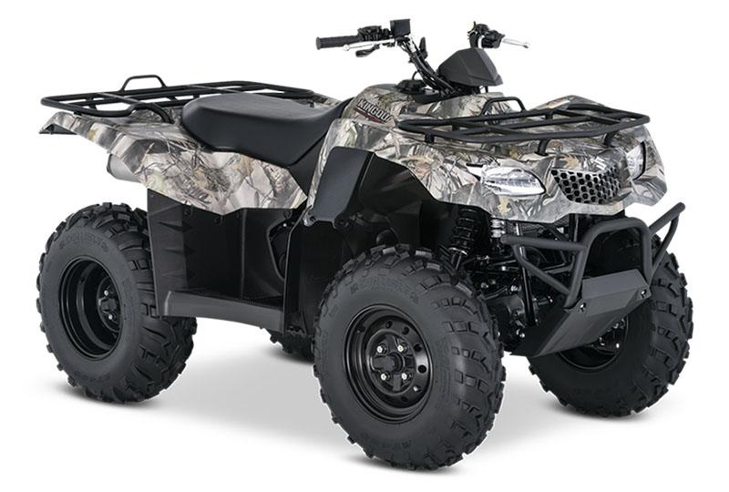 2020 Suzuki KingQuad 400ASi Camo in Billings, Montana - Photo 2