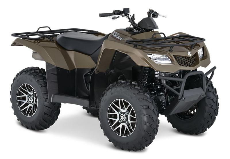 2020 Suzuki KingQuad 400ASi SE+ in Gonzales, Louisiana
