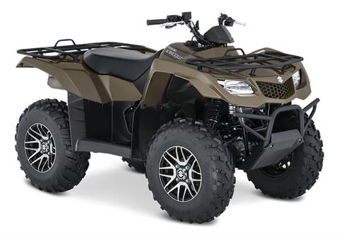 2020 Suzuki KingQuad 400ASi SE+ in West Bridgewater, Massachusetts - Photo 2