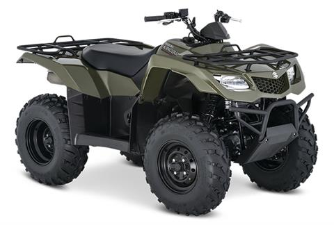 2020 Suzuki KingQuad 400FSi in Iowa City, Iowa - Photo 2