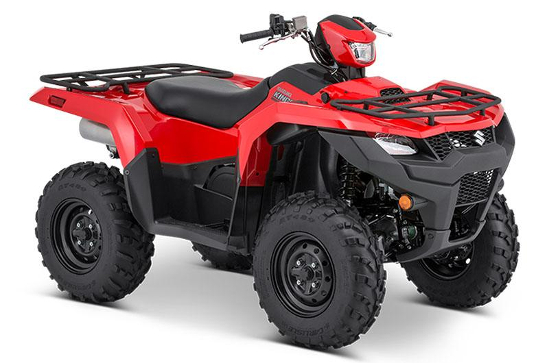 2020 Suzuki KingQuad 500AXi in San Francisco, California - Photo 2