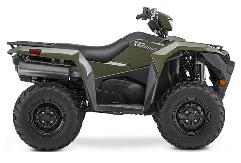 2020 Suzuki KingQuad 500AXi in West Bridgewater, Massachusetts - Photo 1