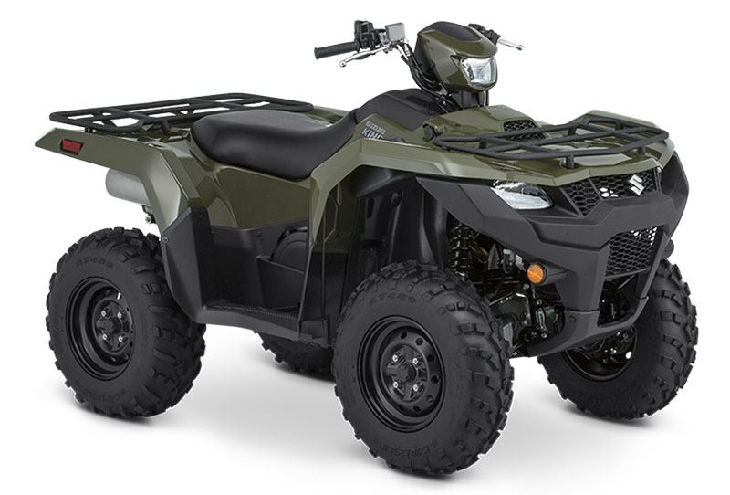 2020 Suzuki KingQuad 500AXi in West Bridgewater, Massachusetts - Photo 2