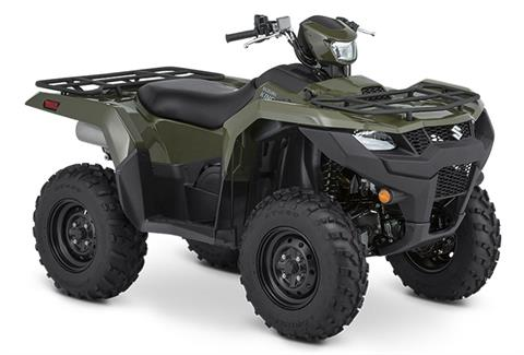 2020 Suzuki KingQuad 500AXi in Concord, New Hampshire - Photo 2