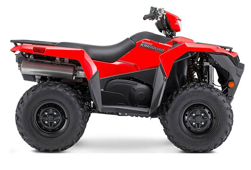 2020 Suzuki KingQuad 500AXi Power Steering in Woonsocket, Rhode Island