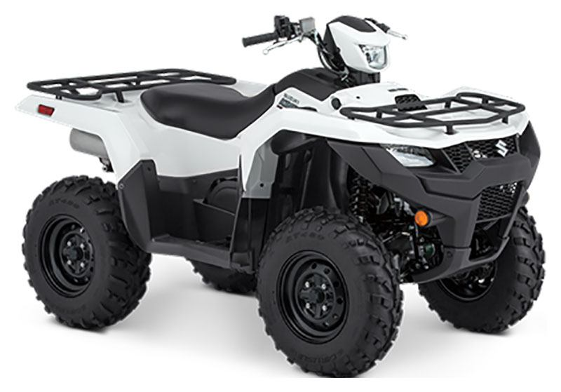 2020 Suzuki KingQuad 500AXi Power Steering in Concord, New Hampshire