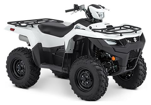 2020 Suzuki KingQuad 500AXi Power Steering in Logan, Utah - Photo 2