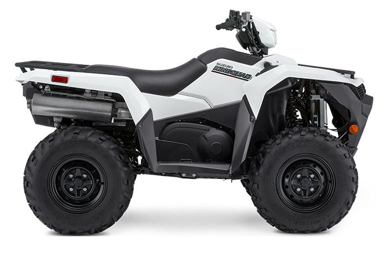 2020 Suzuki KingQuad 500AXi Power Steering in Hancock, Michigan - Photo 1