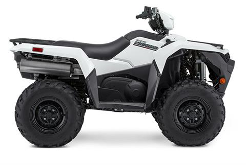 2020 Suzuki KingQuad 500AXi Power Steering in Danbury, Connecticut - Photo 1