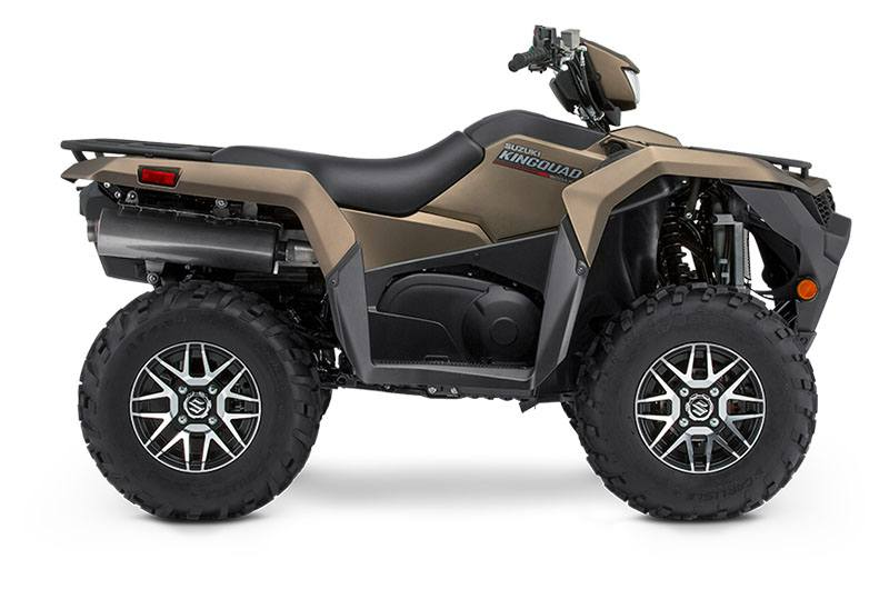 2020 Suzuki KingQuad 500AXi Power Steering SE+ in West Bridgewater, Massachusetts
