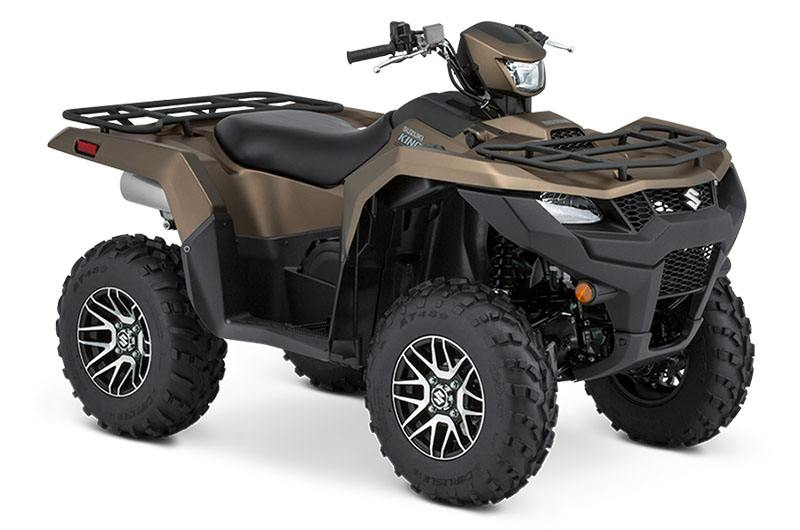 2020 Suzuki KingQuad 500AXi Power Steering SE+ in San Francisco, California - Photo 2