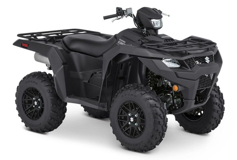 2020 Suzuki KingQuad 500AXi Power Steering SE+ in Manitowoc, Wisconsin - Photo 2