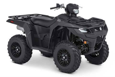 2020 Suzuki KingQuad 500AXi Power Steering SE+ in Iowa City, Iowa - Photo 2