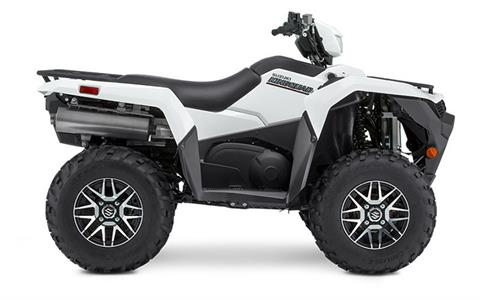 2020 Suzuki KingQuad 500AXi Power Steering SE in Belleville, Michigan