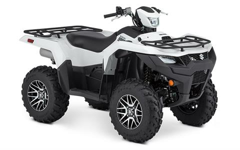 2020 Suzuki KingQuad 500AXi Power Steering SE in Danbury, Connecticut - Photo 2