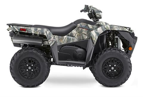 2020 Suzuki KingQuad 500AXi Power Steering SE Camo in West Bridgewater, Massachusetts - Photo 1