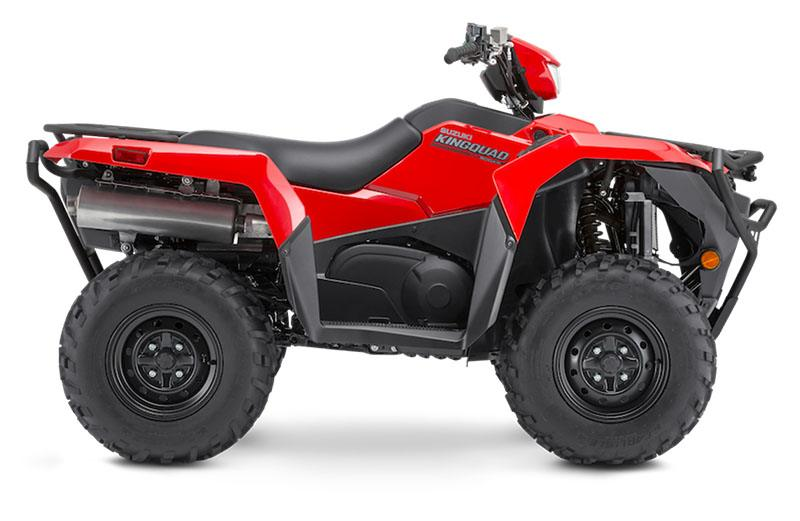2020 Suzuki KingQuad 500AXi Power Steering with Rugged Package in Anchorage, Alaska - Photo 1