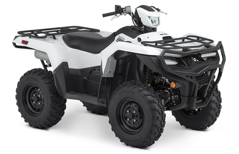 2020 Suzuki KingQuad 500AXi Power Steering with Rugged Package in Warren, Michigan - Photo 2