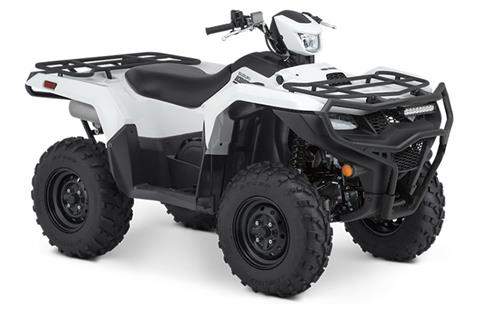2020 Suzuki KingQuad 500AXi Power Steering with Rugged Package in Del City, Oklahoma - Photo 2