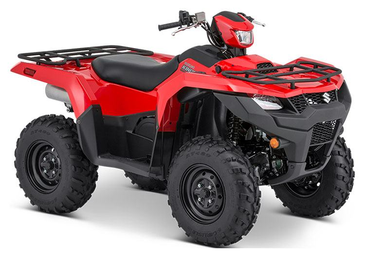 2020 Suzuki KingQuad 750AXi in Del City, Oklahoma - Photo 2
