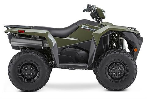 2020 Suzuki KingQuad 750AXi in Belleville, Michigan