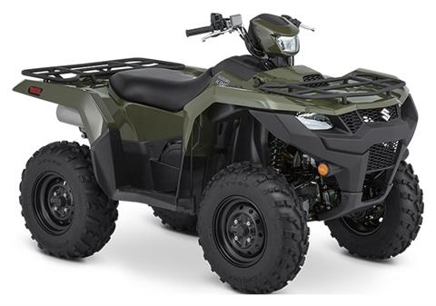 2020 Suzuki KingQuad 750AXi in Anchorage, Alaska - Photo 2