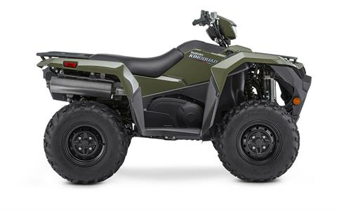 2020 Suzuki KingQuad 750AXi Power Steering in Iowa City, Iowa