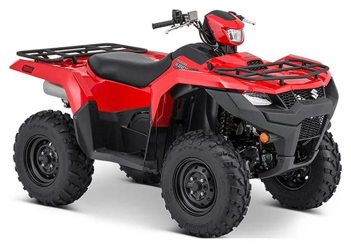 2020 Suzuki KingQuad 750AXi Power Steering in Woonsocket, Rhode Island - Photo 2