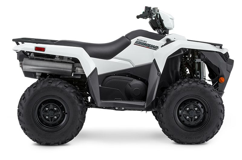 2020 Suzuki KingQuad 750AXi Power Steering in Belleville, Michigan