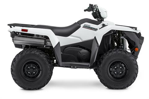 2020 Suzuki KingQuad 750AXi Power Steering in Danbury, Connecticut