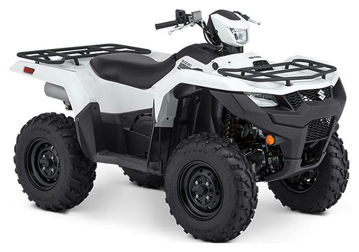 2020 Suzuki KingQuad 750AXi Power Steering in Sacramento, California - Photo 2