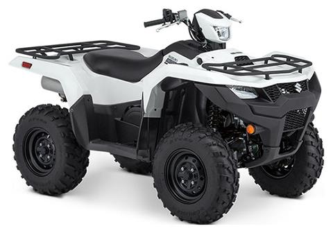 2020 Suzuki KingQuad 750AXi Power Steering in Billings, Montana - Photo 2