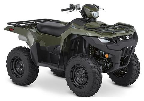 2020 Suzuki KingQuad 750AXi Power Steering in Fremont, California - Photo 2