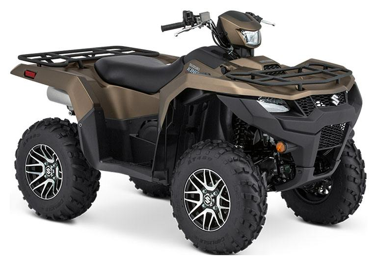 2020 Suzuki KingQuad 750AXi Power Steering SE+ in New Haven, Connecticut - Photo 2
