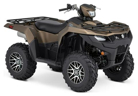 2020 Suzuki KingQuad 750AXi Power Steering SE+ in San Francisco, California - Photo 2