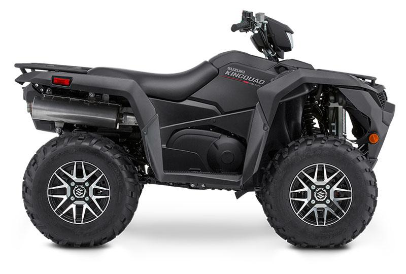2020 Suzuki KingQuad 750AXi Power Steering SE+ in Greenville, North Carolina
