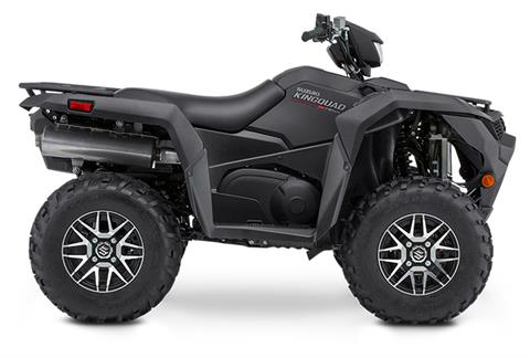 2020 Suzuki KingQuad 750AXi Power Steering SE+ in Belleville, Michigan