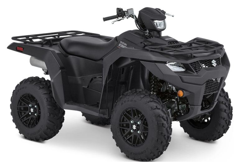 2020 Suzuki KingQuad 750AXi Power Steering SE+ in Spencerport, New York - Photo 2