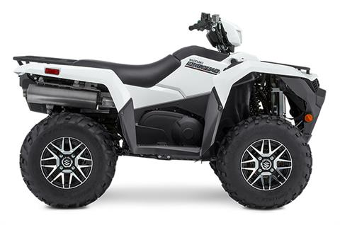 2020 Suzuki KingQuad 750AXi Power Steering SE in Francis Creek, Wisconsin