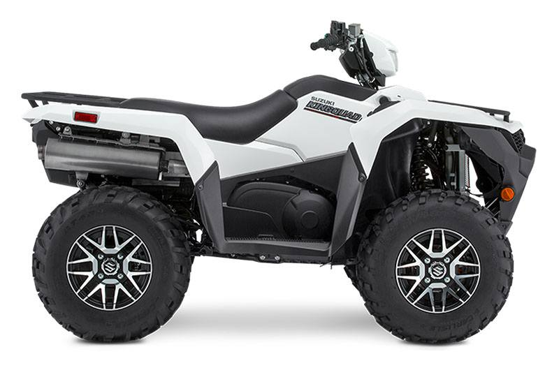 2020 Suzuki KingQuad 750AXi Power Steering SE in Belleville, Michigan