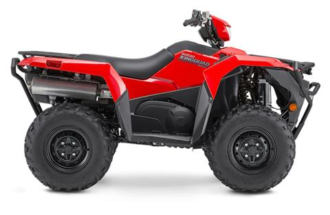 2020 Suzuki KingQuad 750AXi Power Steering with Rugged Package in Belleville, Michigan