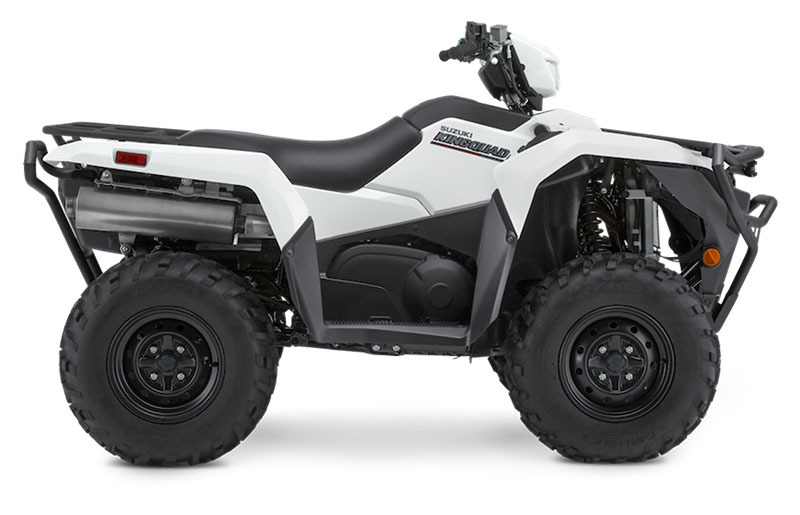 2020 Suzuki KingQuad 750AXi Power Steering with Rugged Package in San Francisco, California - Photo 1