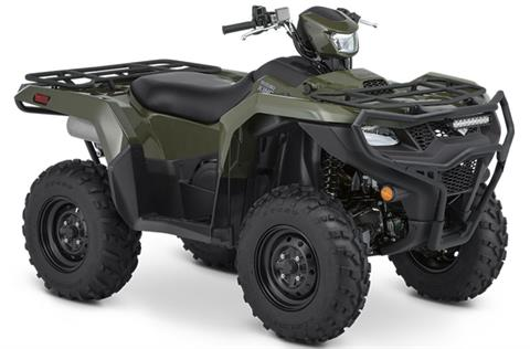 2020 Suzuki KingQuad 750AXi Power Steering with Rugged Package in Jamestown, New York - Photo 2