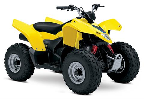 2020 Suzuki QuadSport Z90 in Francis Creek, Wisconsin - Photo 2