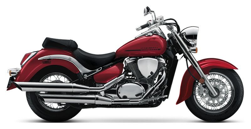 2020 Suzuki Boulevard C50 in Norfolk, Virginia - Photo 1